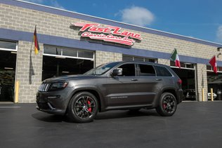 2014 Jeep Grand Cherokee SRT 8