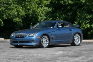 2005 Chrysler Crossfire SRT 6