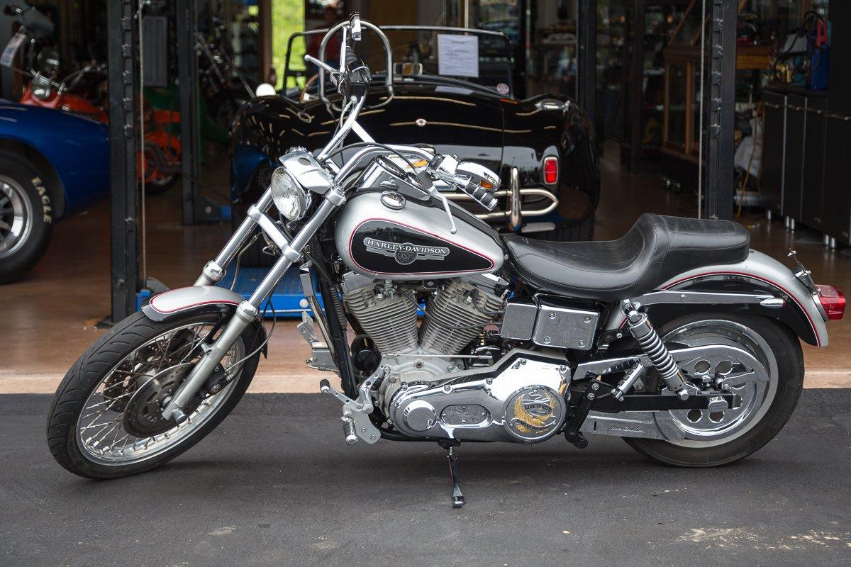 1992 harley davidson dyna low ride