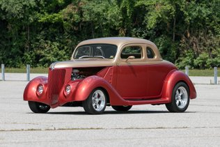 1936 Ford 5 Window