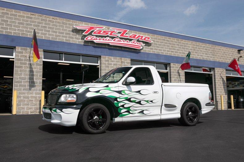 2002 Ford F150 Lightning