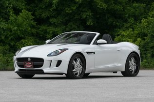 2014 Jaguar F- Type