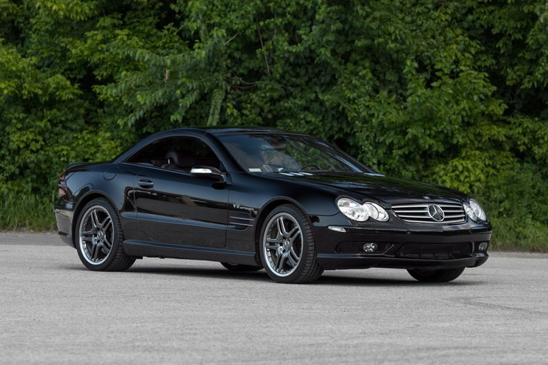 2005 Mercedes-Benz SL55