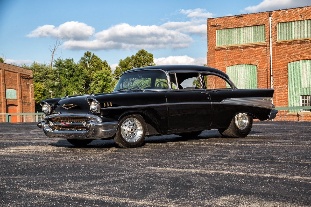1957 Chevrolet 210 Fast Lane Classic Cars Chevy Bucket Seats