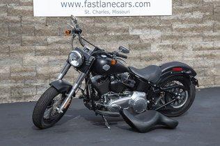 2013 Harley Davidson FLS Softail