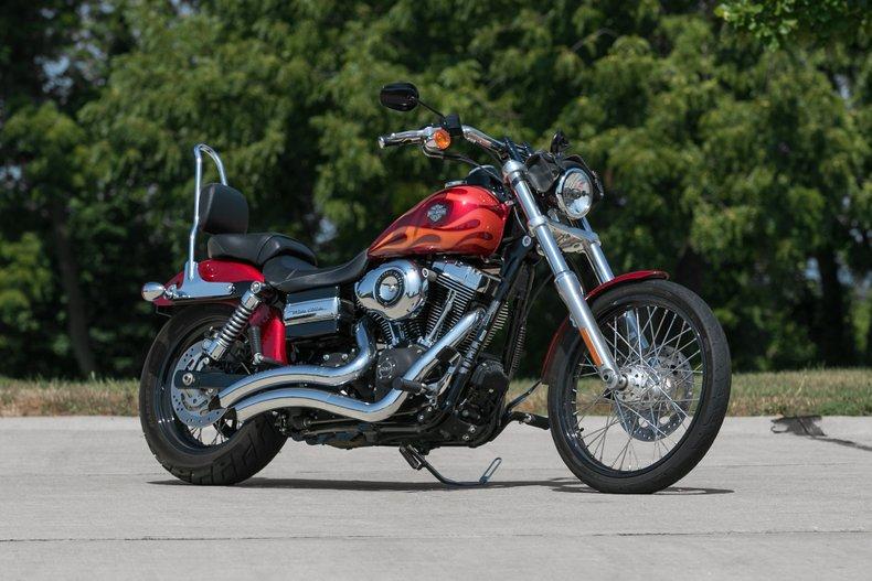 2012 Harley-Davidson Wide Glide