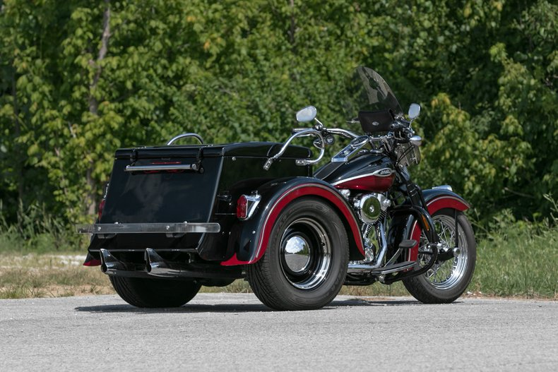 2005 Harley Davidson Trike