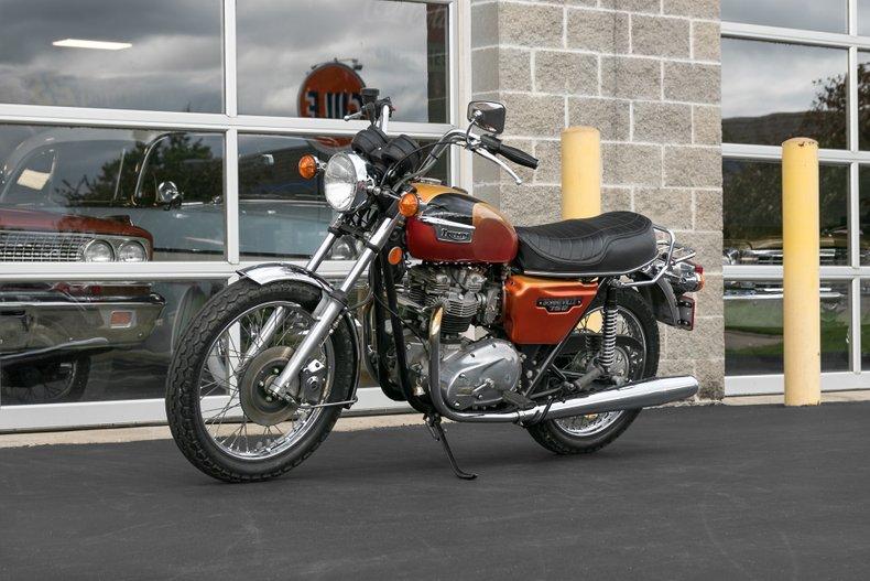 1979 Triumph Bonneville 750