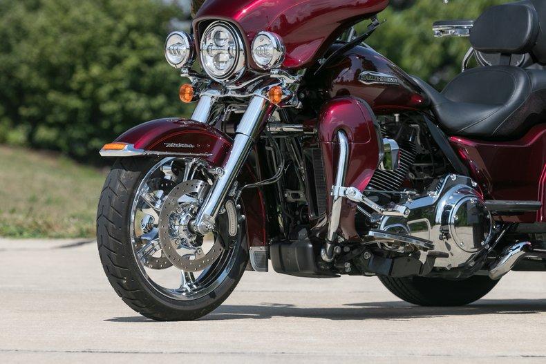 2015 Harley-Davidson Ultra Tri-Glide