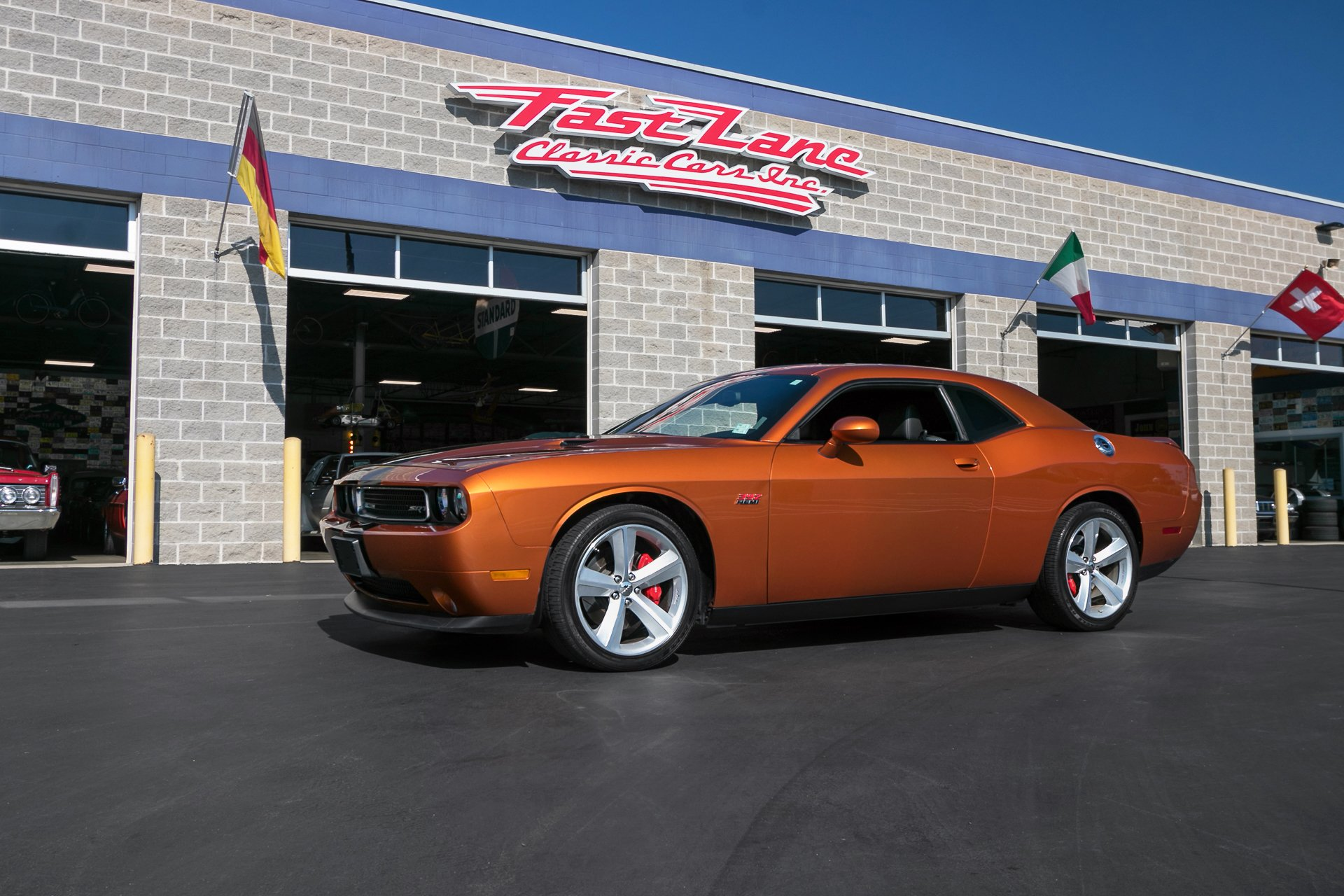 2011 Dodge Challenger Srt 8 Fast Lane Classic Cars