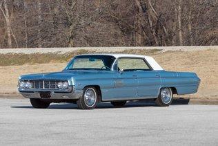 1962 Oldsmobile 98