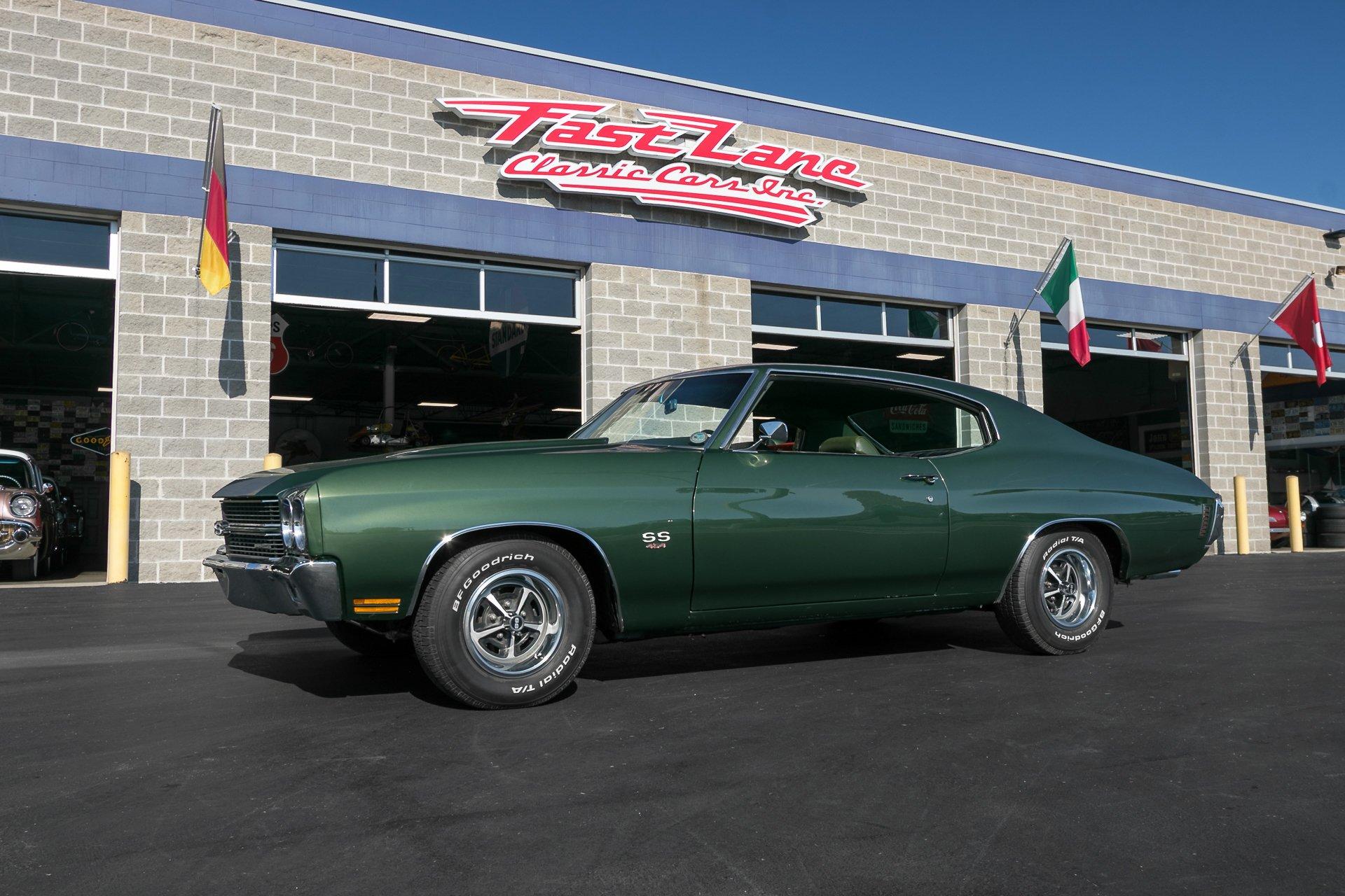 1970 Chevrolet Chevelle | Fast Lane Classic Cars