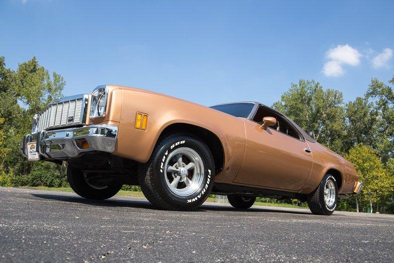 1975 Chevrolet El Camino