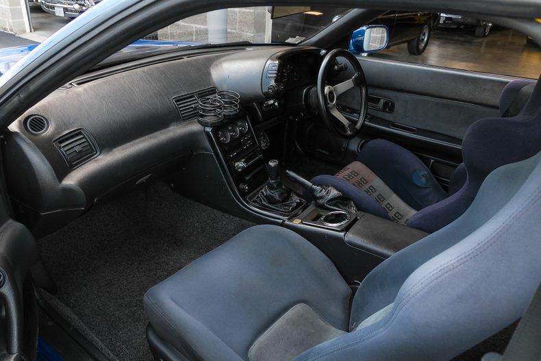 1990 Nissan Skyline
