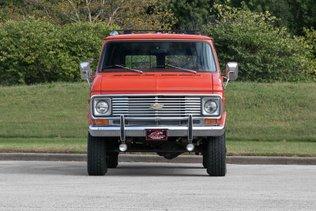 1977 Chevrolet G30