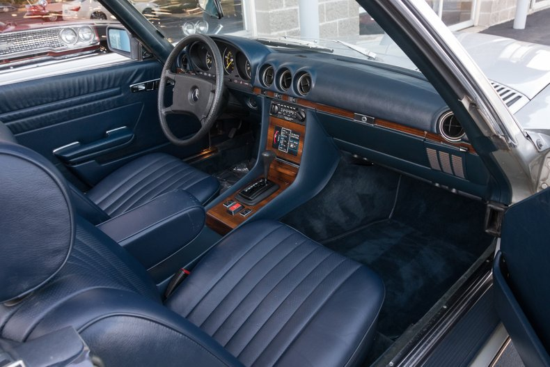 1981 Mercedes-Benz 380SL