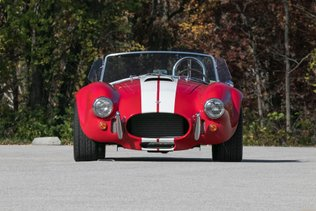 1965 Backdraft Cobra
