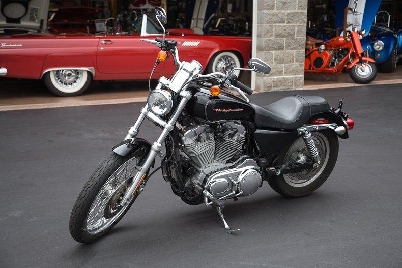 2005 Harley Davidson XL 883
