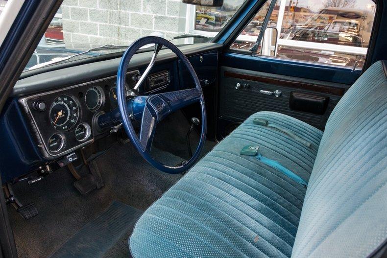 1971 Chevrolet K-10