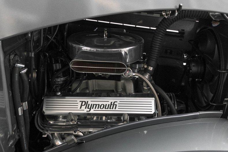 1935 Plymouth Street Rod
