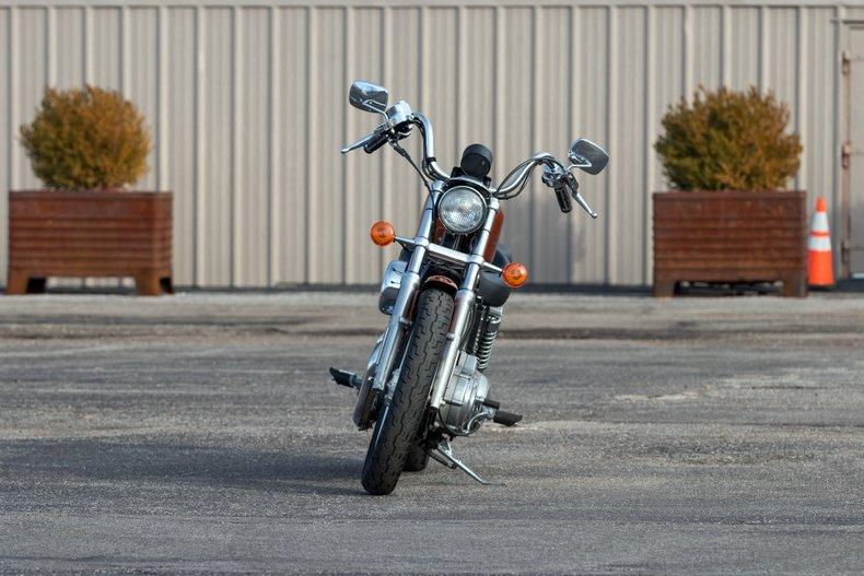 2001 Harley-Davidson 883 Sportster