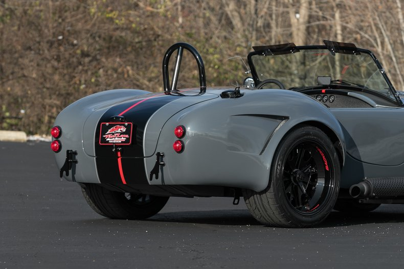 1965 Backdraft Cobra | Fast Lane Classic Cars
