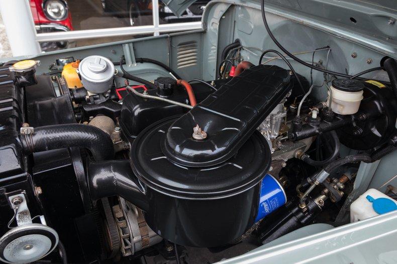 1972 Toyota FJ43