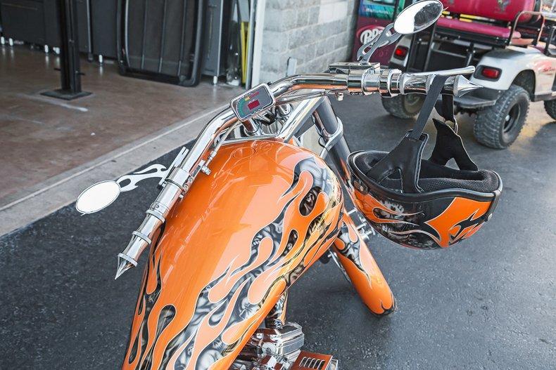 2006 Custom Chopper