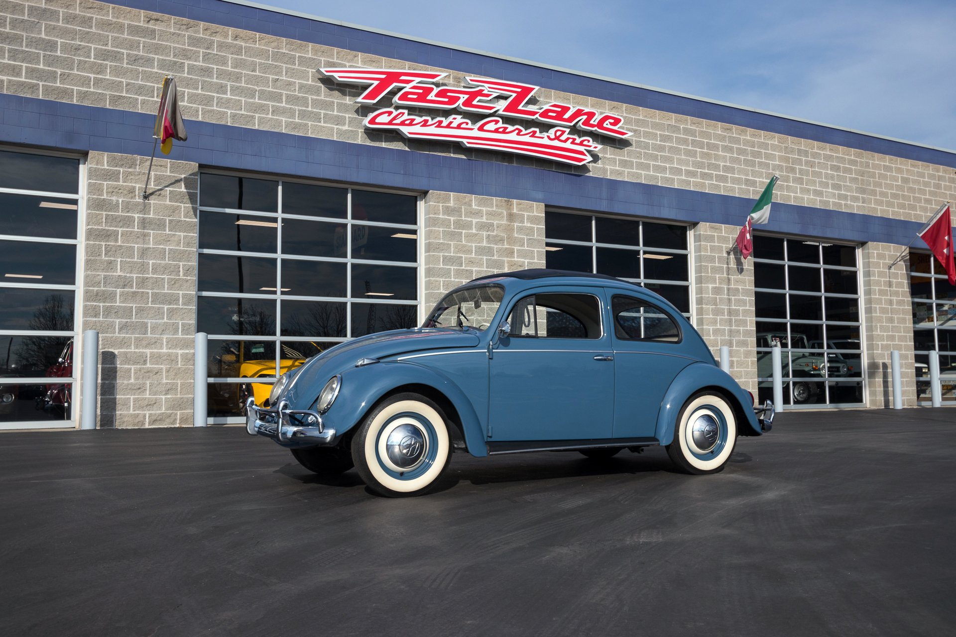 1959 Volkswagen Beetle | Fast Lane Classic Cars