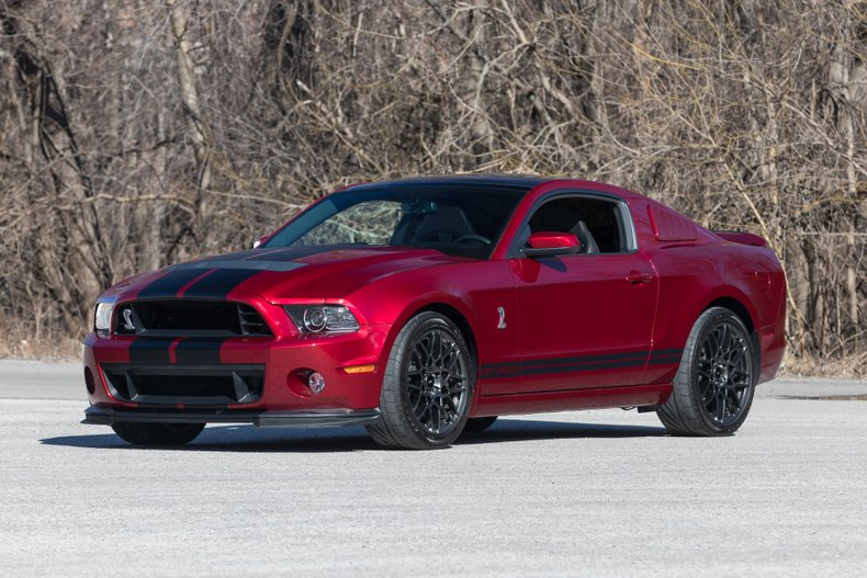 2014 Shelby GT500