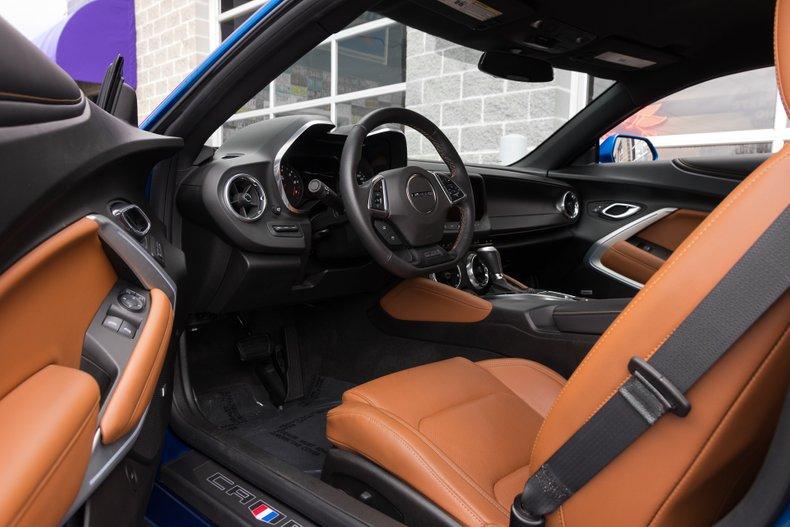 2017 Chevrolet Camaro SS