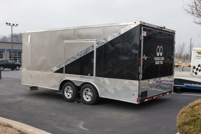 2016 Diamond Car Trailer