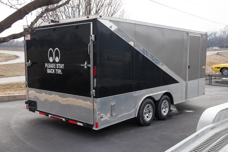 2016 Diamond Car Trailer