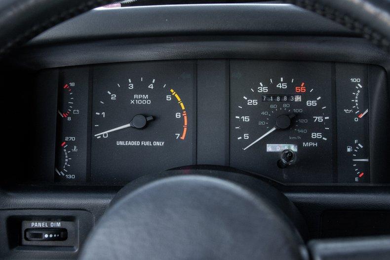 1987 Ford ASC McLaren