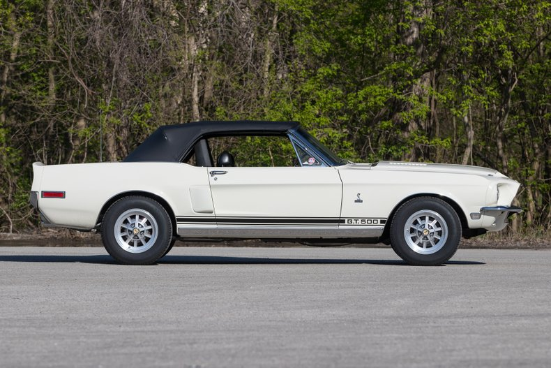1968 Shelby GT500