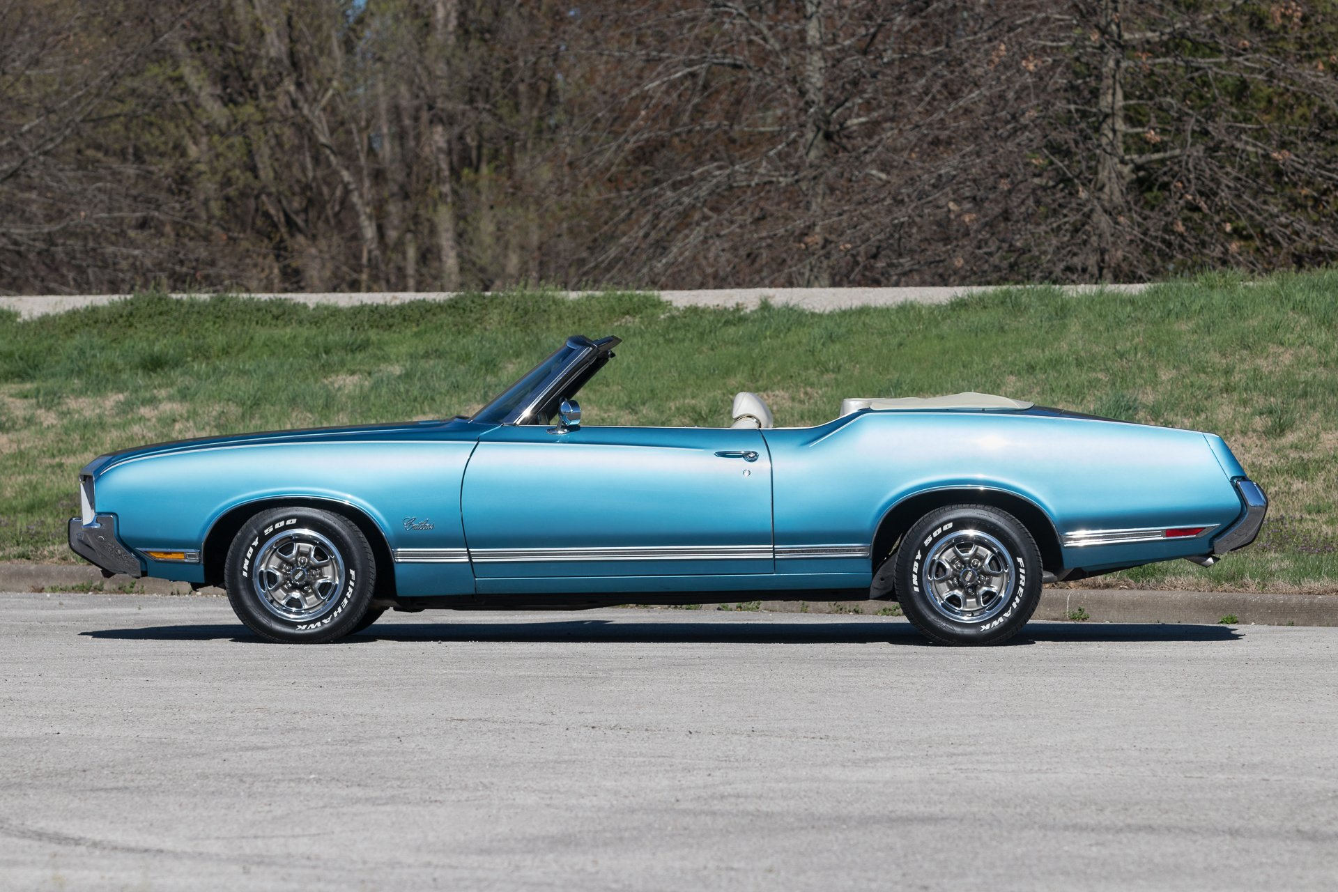 1971 Oldsmobile Cutlass Supreme for sale #163202 | Motorious
