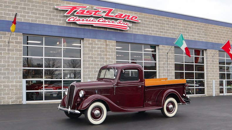 1937 Ford 3100