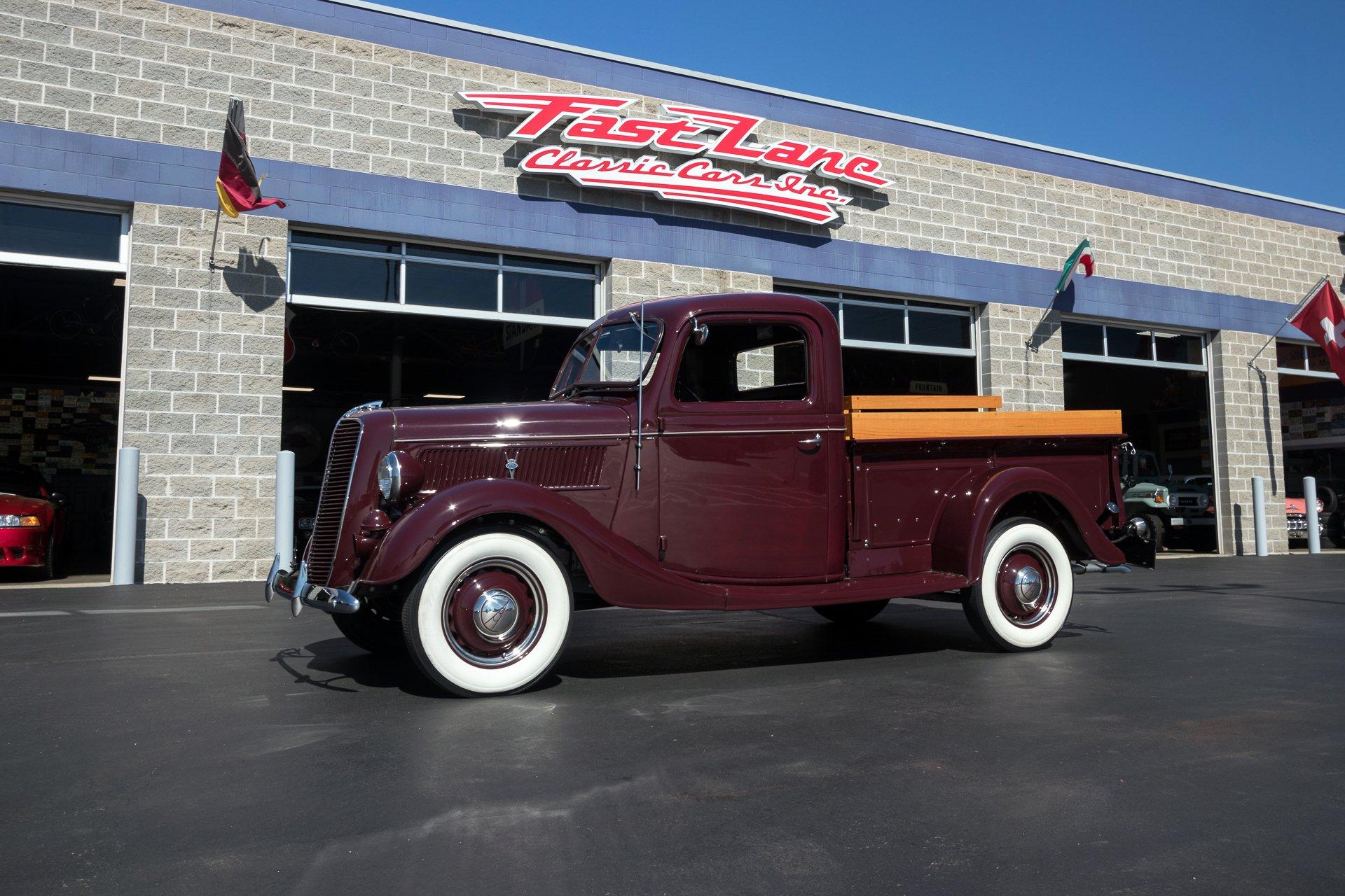 1937 FORD TRUCK OWNER/'S MANUAL V8