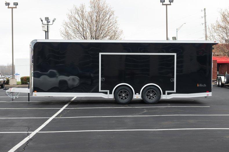 2019 Intech Enclosed Trailer
