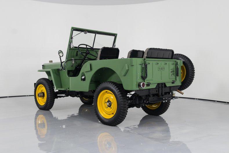 1946 Willys CJ-2A