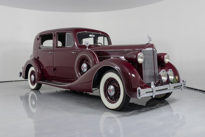 1935 Packard Eight