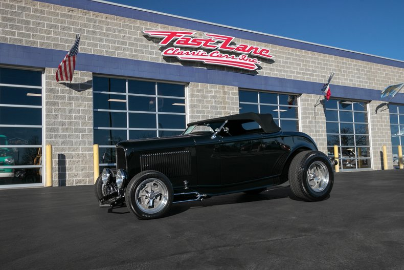 1932 Ford Hi-Boy For Sale