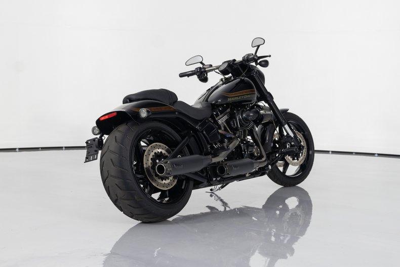 2016 Harley Davidson FXSE