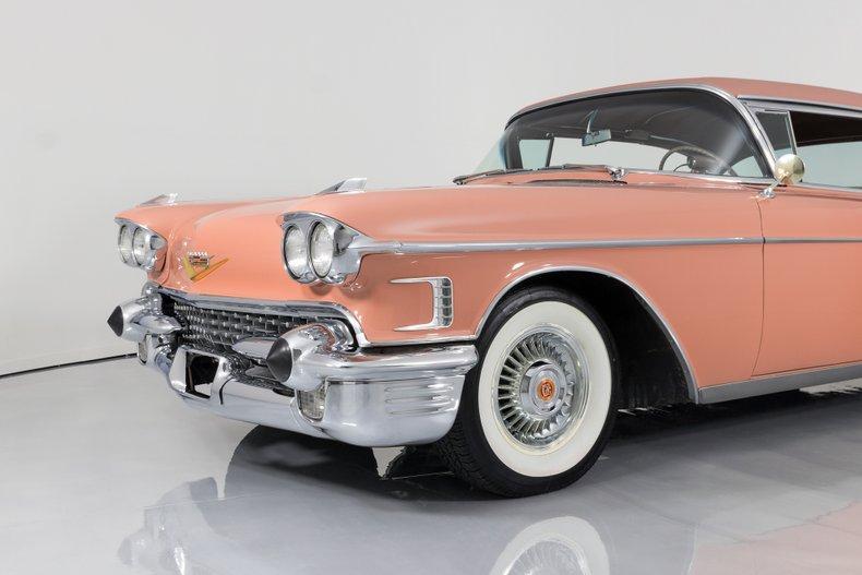 1958 Cadillac Eldorado