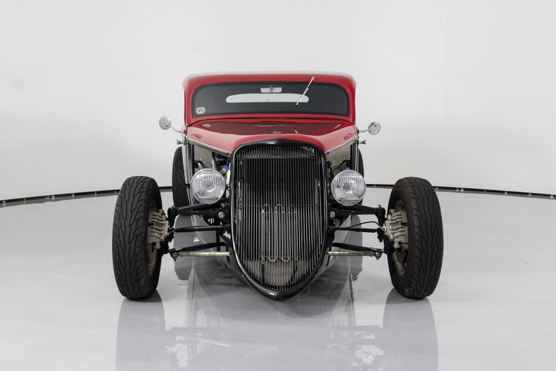 1933 Factory Five Hot Rod