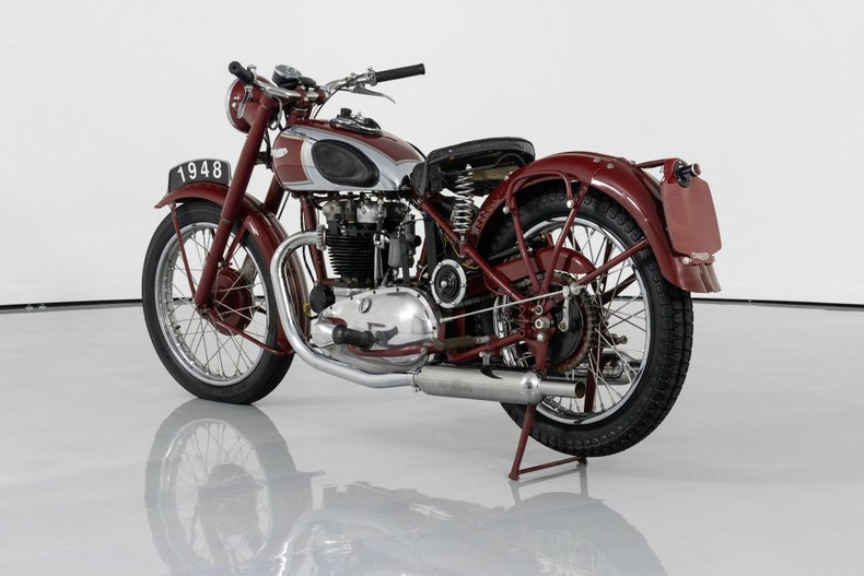 1948 Triumph 5T Speed Twin