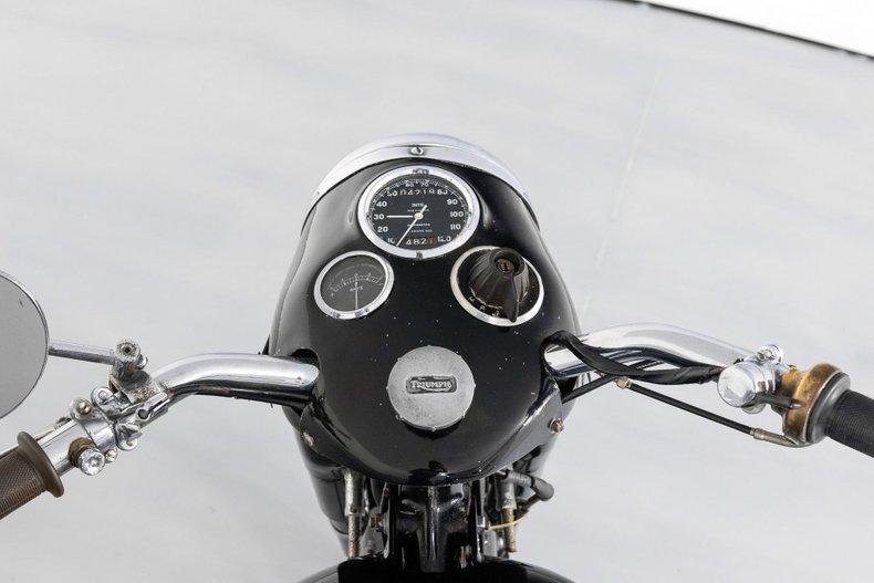 1956 Triumph TRW 500