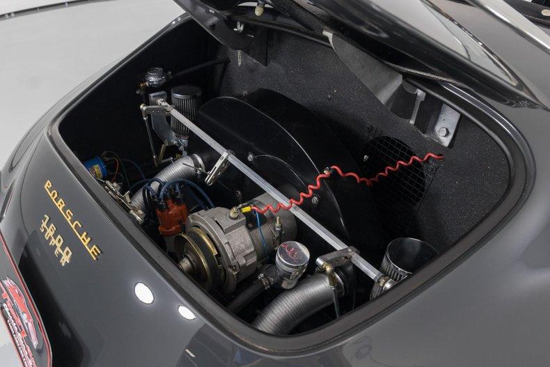 1970 Porsche Speedster