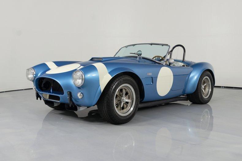 1964 FIA Cobra Roadster for sale #170643 | Motorious