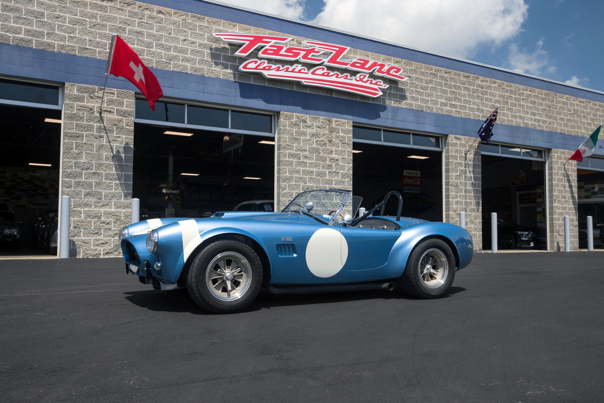1964 fia cobra roadster